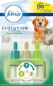 Febreze Duftstecker 3Volution Nachfüllflakon Gegen Tiergerüche