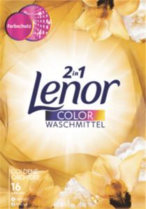 Lenor Lenor WM Pulver Goldene Orchidee