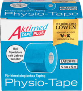 Aktimed Kinesio Tape PLUS hellblau 5m