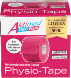 Aktimed Kinesio Tape PLUS pink 5m