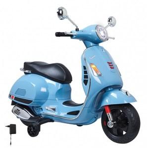 Jamara Ride-On Roller Vespa blau