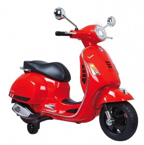 Jamara Ride-On Roller Vespa rot