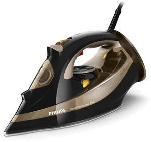 Philips GC4527/00 Azur Performer Dampfbügeleisen schwarz/gold