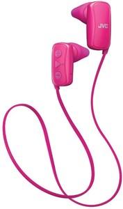 JVC HA-F250-BT-P-E Bluetooth-Kopfhörer pink