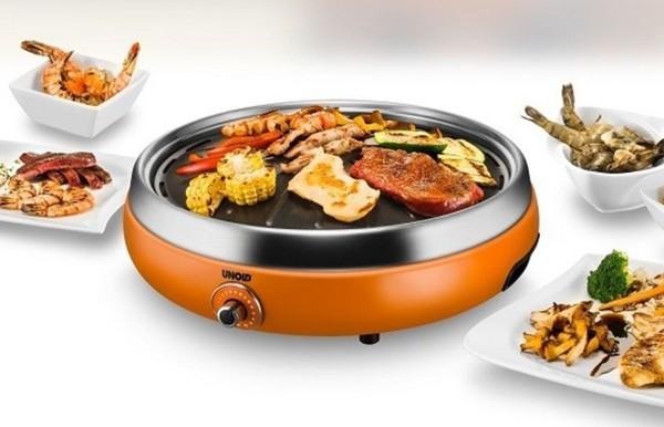 Unold Asia-Grill ,  orange