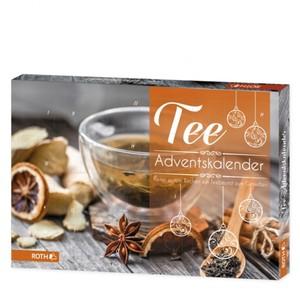 Roth Adventskalender Tee ,  24 Teebeutel