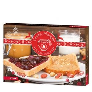 Roth Adventskalender Guten-Morgen zum Frühstück ,  24 Genussartikel