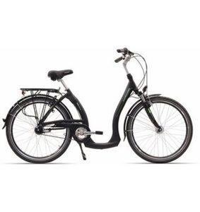 HAWK Bikes Cityrad »City Wave Easy Boarding«, 7 Gang Shimano Nexus Schaltwerk, Nabenschaltung