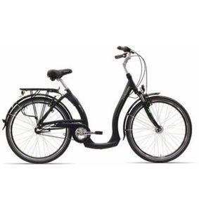 HAWK Bikes Cityrad »City Wave Easy Boarding«, 3 Gang Shimano Nexus Schaltwerk, Nabenschaltung