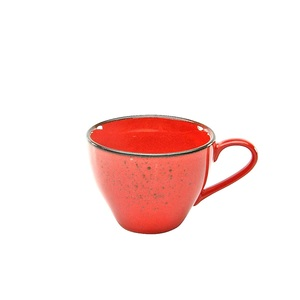 CREATable Tasse /Kaffeetasse 200 ml NATURE COLLECTION Rot