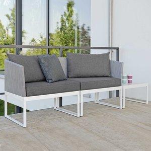Stern Loungemöbel Set   Donna,Aluminium/Textilene