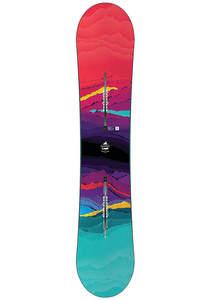 Burton Feelgood 140cm - Snowboard für Damen - Mehrfarbig