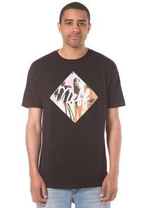 Neff Diamond Summer Beaches - T-Shirt für Herren - Schwarz