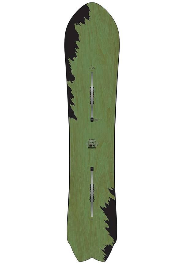 Burton Fish 151cm - Snowboard für Herren - Grün