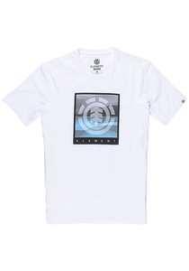 Element Rolling - T-Shirt für Jungs - Weiß