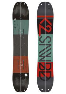 K2 Snowboarding Ultra Split 158 cm - Splitboard für Herren - Mehrfarbig