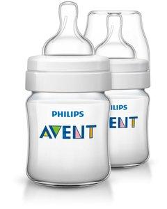 Philips AVENT Klassik plus Flasche 125ml 2er Pack