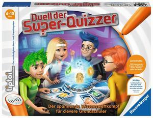tiptoi Duell der Super-Quizzer
