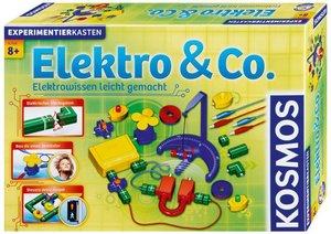 KOSMOS Experimentierkasten Elektro und Co.