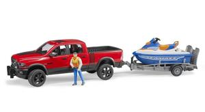 BRUDER 02503 RAM 2500 Power Wagon