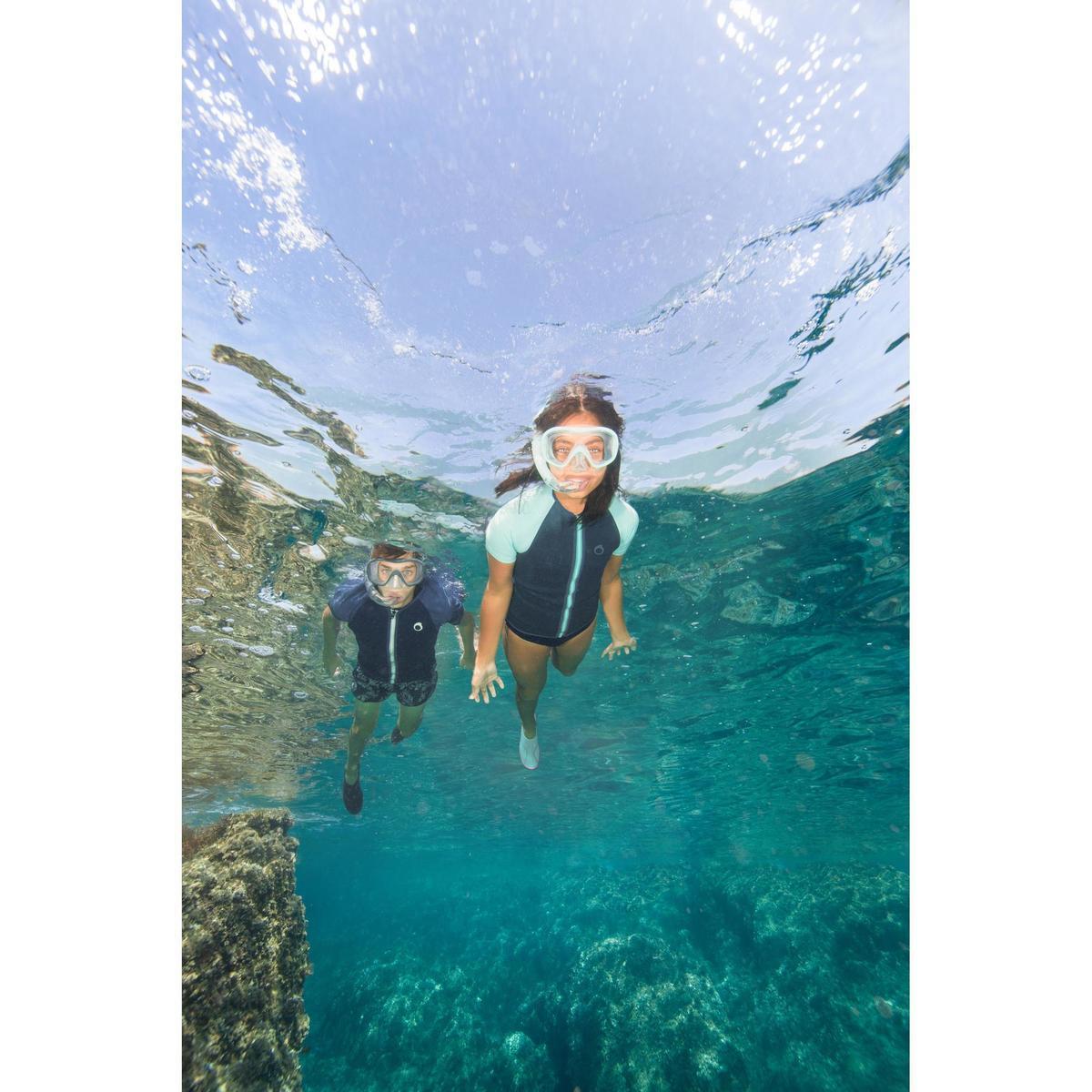 Bild 2 von Aquaschuhe 100 Kinder türkis/rosa