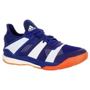 Handballschuhe Stabil X Boost Erwachsene blau