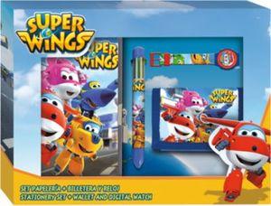 Geschenkset XL Super Wings, 4-tlg.