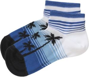 Kinder Sneakersocken Palm Beach Gr. 23-26 Jungen Kleinkinder
