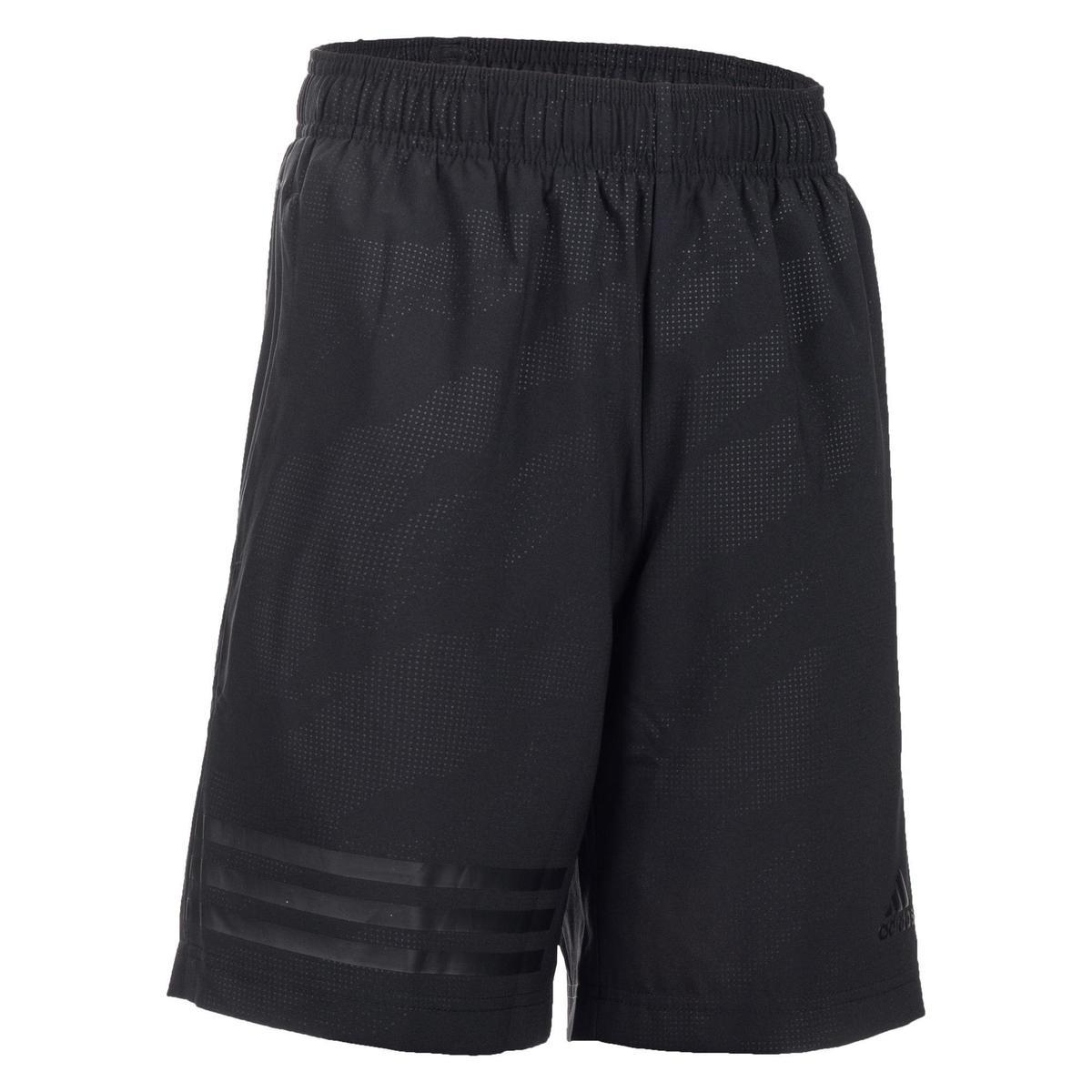 Bild 1 von Sporthose kurz Gym Kinder schwarz