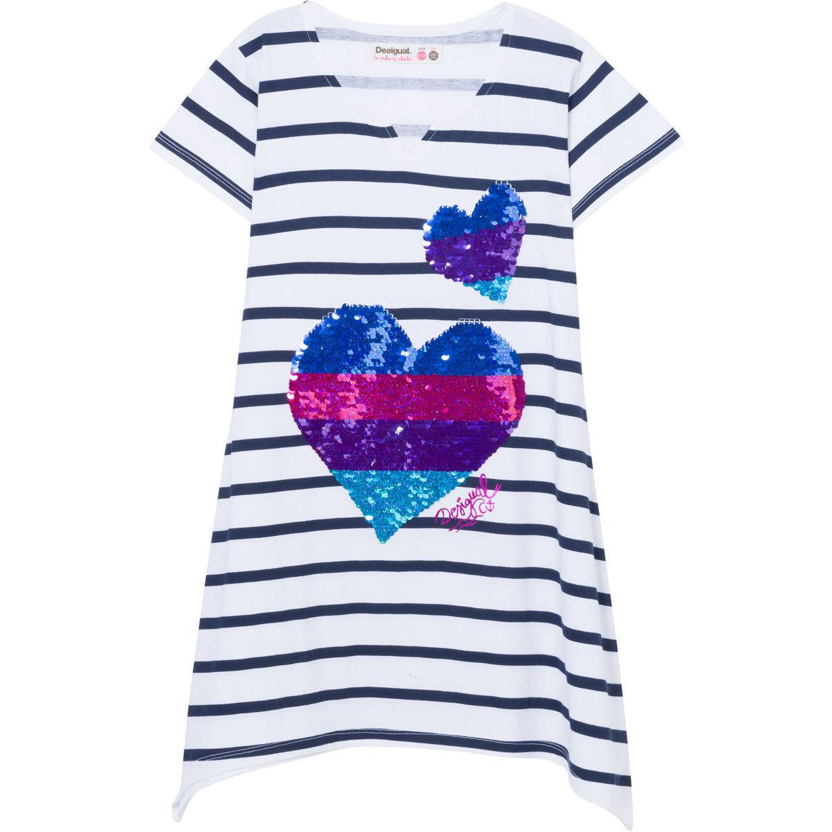Bild 1 von Desigual Mädchen Shirt mit Wendepailletten