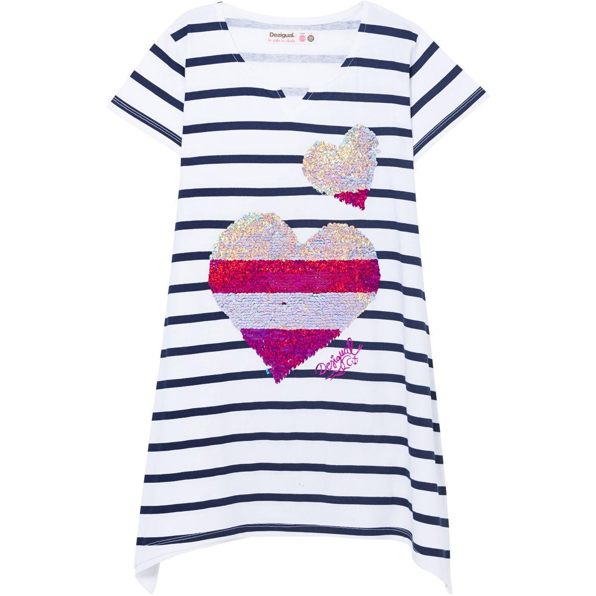Bild 2 von Desigual Mädchen Shirt mit Wendepailletten