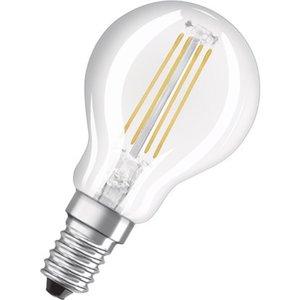 Osram LED-Filament-Leuchtmittel Tropfenform E14 / 4 W (470 lm) Warmweiß EEK: A++