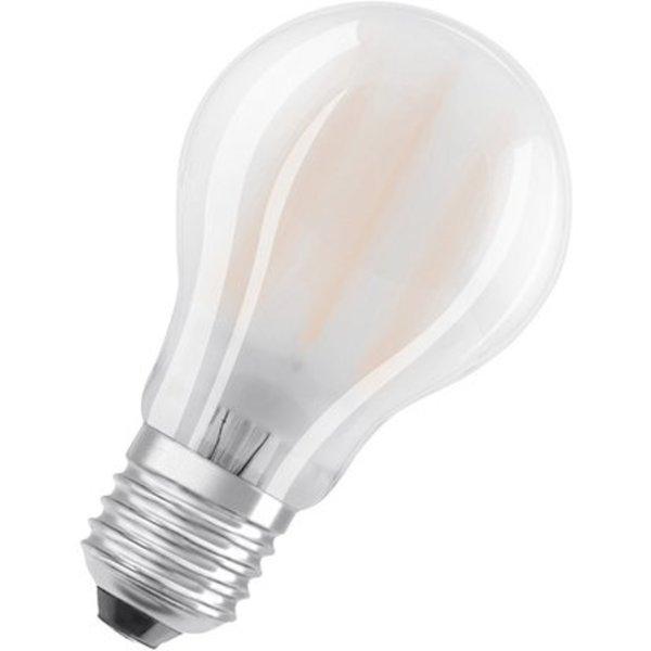 Osram Led Lampe Base Gluhlampenform E27 7 W 806 Lm Warmweiss 2er