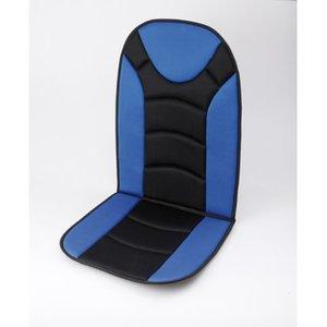 Unitec Sitzauflage Trend Schwarz-Blau