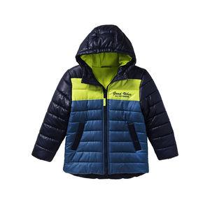 Kids Jungen-Jacke mit schicken Farbblöcken