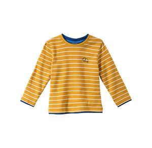Liegelind Baby-Jungen-Shirt mit Streifenmuster