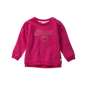 Liegelind Baby-Mädchen-Sweatshirt mit süßer Stickerei