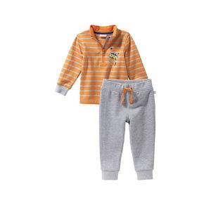 Liegelind Baby-Jungen-Set mit Streifenmuster, 2-teilig