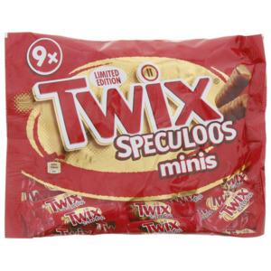 Twix Spekulatius Minis