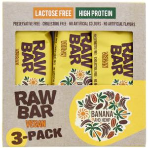 Rawbar Vegan 3er-Pack