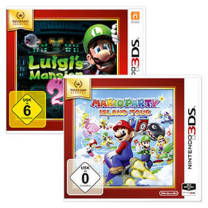 Nintendo 3DS Software, je