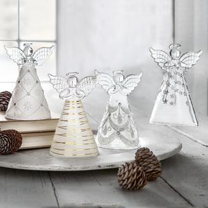 Bella Casa Glas-Weihnachtsengel