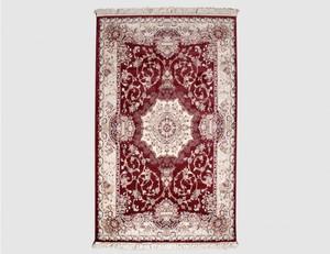 Teppich Semerkand rot