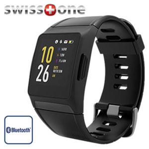 Smartwatch Siwsstone SW 700 · GPS, Activity Tracker · Herzfrequenzmessung, EKG · Smartphone Benachrichtigungen · wasserfest nach IP68 · Akkulaufzeit bis zu 3 Tage