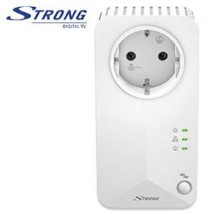 Powerline 500 Adapter Homeplug™ AV  · Geschwindigkeit bis zu 500 Mbit/s · Perfekt für IPTV, HD Video-Streaming und Gaming · Connect & Secure-Taste für Netzsicherheit