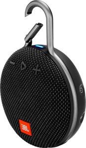 JBL CLIP 3 Portable-Lautsprecher (Bluetooth, Freisprechfunktion, Mikrofon, 3 W)