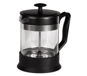 Xavax Tee-/Kaffee-Bereiter, French Press Kaffeekanne mit Sieb »Glas, 0,6 Liter«
