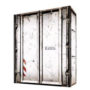 home24 Schwebetuerenschrank Cargo