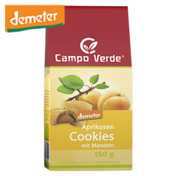 Campo Verde Demeter Cookies versch. Sorten, jeder 150-g-Packung