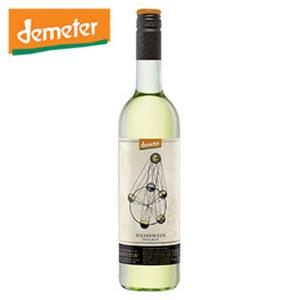 Deutschland/Nahe Demeter Biovitis Weißwein, Spätburgunder Dornfelder oder Grauer Burgunder Silvaner trocken, jede 0,75-l-Flasche